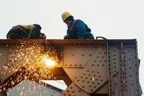 Демонтажные работы с металлическими конструкциями в Вологде